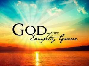 God of the Empty Grave logo